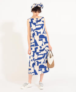 maturely / Naval Switch Dress