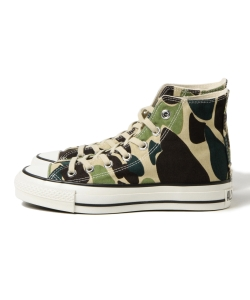 "CONVERSE / ""ALL STAR"" J 83CAMO HI"