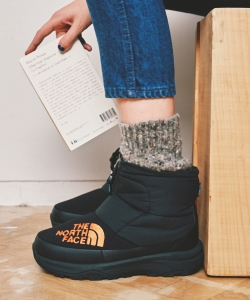 <WOMEN>THE NORTH FACE / 別注 Nuptse Bootie Short 18AW