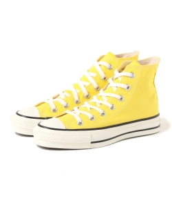 CONVERSE / ALL STAR J HI YELLOW