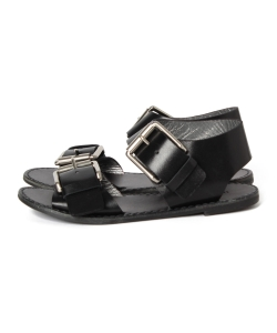maturely / Leather Mens Hep Sandal