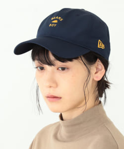 NEW ERA × BEAMS BOY / 別注 BB 迷你 LOGO 棒球帽