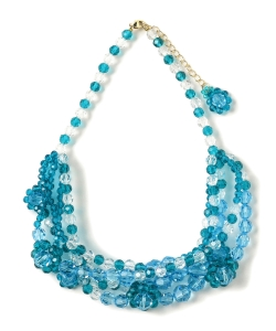 【タイムセール対象品】maturely / Crystal Necklace