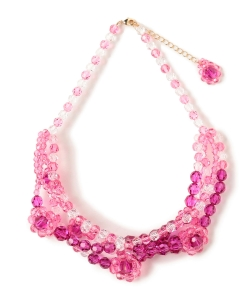 maturely / Crystal Necklace