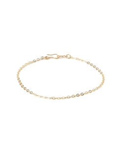 Lauren Tobey / Filled Gold Anklet