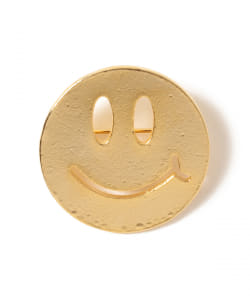 maturely / Smile Brooch