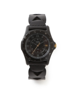 TIMEX × BEAMS / 別注 SAFARI BLACK ウォッチ