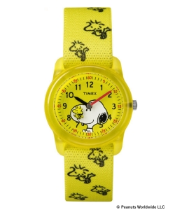 TIMEX × PEANUTS / SNOOPY WATCH