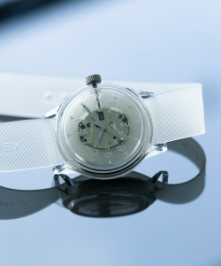 【予約】TIMEX × BEAMS BOY / 別注 Original Camper CLEAR
