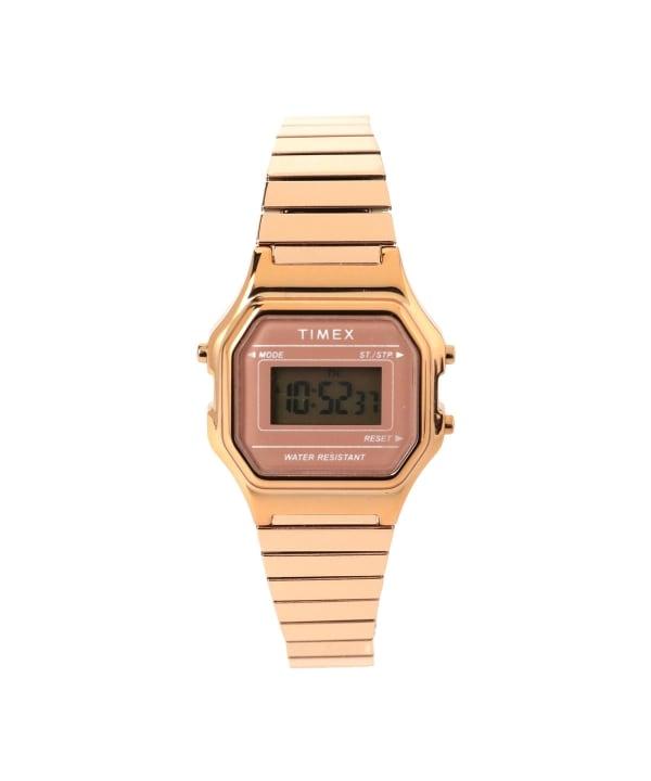 9e5d5aef41 BEAMS BOY(ビームス ボーイ)TIMEX / ウィメンズ クラシック デジタル ミニ(時計 腕時計)通販|BEAMS
