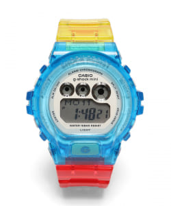 "【予約】g-shock mini × BEAMS BOY / 別注 ""GMN-691"" CRAZY COLOR"