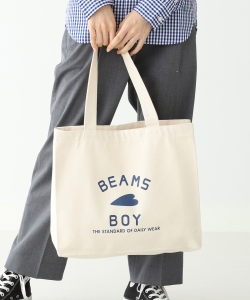 【WEB限定】BEAMS BOY / BB ロゴ TOTE BAG