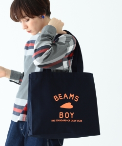 BEAMS BOY / BB ロゴ TOTE BAG