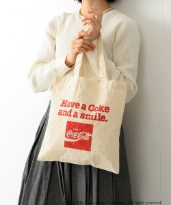 Coca-Cola & Fruit of The Loom by  BEAMS BOY / トートバッグ