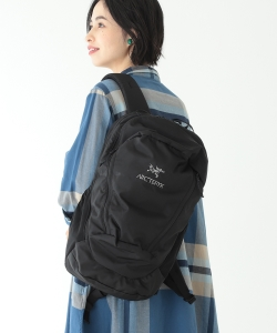 【CLUEL 10月号掲載】ARC'TERYX / MANTIS 26 BACKPACK