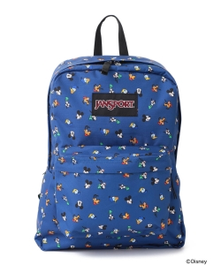 "JANSPORT / ""SUPER BREAK""① Disney(ディズニー)"