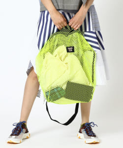 BAGS USA / メッシュ 2WAYバッグ