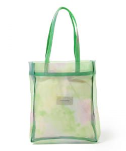 maturely / Tie Dye Mesh Tote