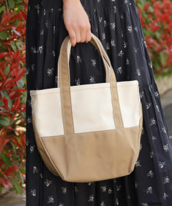 【予約】L.L.Bean × BEAMS PLUS / 別注 DEEP BOTTOM BOAT&TOTE BAG S