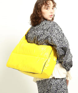 【予約】maturely / Padding NewsPaper Bag