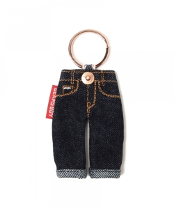 BEAMS BOY / DENIM Key Holder