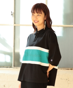 Champion × Ray BEAMS / 女裝 寬鬆 POLO衫