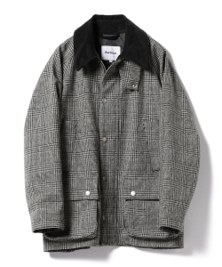 Barbour / CLASSIC BEDALE グレンチェック ジャケット◎