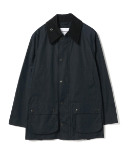 Barbour × BEAMS F / 別注 CLASSIC BEDALE ピーチスキン ジャケット