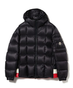 MONCLER / CHARBONNEL ナイロン ダウンジャケット