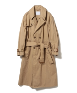 Barbour / BIG WHITLEY ビッグトレンチコート