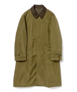 Barbour / SINGLE BRESTED シェイプメモリー ロングコート