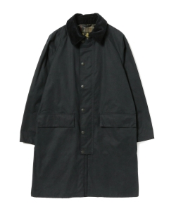 【WEB限定】Barbour / NEW BURGHLEY ロングコート