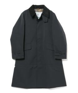 Barbour / SINGLE BRESTED 2レイヤー ロングコート