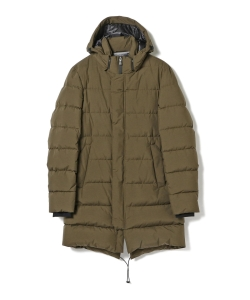 HERNO / Laminer WINDSTOPPER(R) モッズ ダウンコート