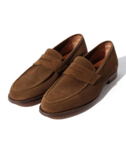 CROCKETT&JONES / RICHMOND スエードローファー