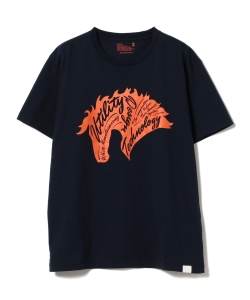 White Mountaineering / HORSE プリントTシャツ