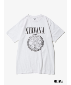 Insonnia projects / NIRVANA Tシャツ 004