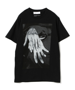 IG x Peter Lindbergh / HAND プリントTシャツ