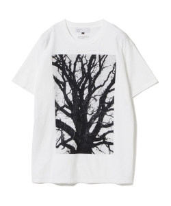 IG x Peter Lindbergh / TREE プリントTシャツ