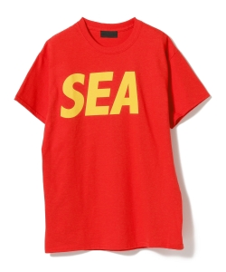 WIND AND SEA / グラフィックプリントTシャツ I