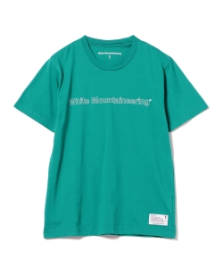 White Mountaineering / ロゴプリント Tシャツ