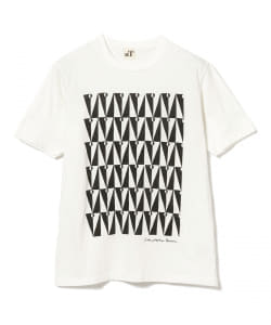 CHRISTOPHER BROWN / GEOMETRIC Tシャツ