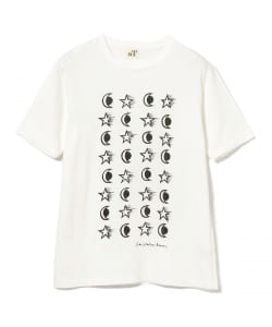 CHRISTOPHER BROWN / STAR & MOON Tシャツ