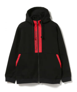 White Mountaineering / テープ ロゴ フーディー