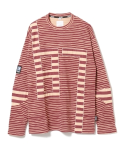 NAPA by Martine Rose / S-ATIC STRIPE ストライプTシャツ
