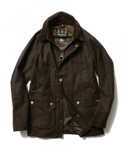 Barbour × I.G.BEAMS / 別注 BEDALE SL 16AW