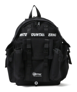 White Mountaineering x EASTPAK / マルチポケット バックパック