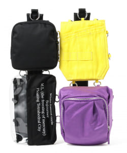 RAF SIMONS × EASTPAK / POCKETBAG LOOP B93 ショルダーバッグ