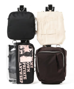 RAF SIMONS × EASTPAK / POCKETBAG LOOP B94 ショルダーバッグ