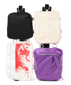 RAF SIMONS × EASTPAK / POCKETBAG LOOP B95 ショルダーバッグ
